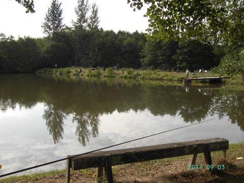 Ouverture de la pêche à l'étang du prémelou le samedi 6 juin 2020